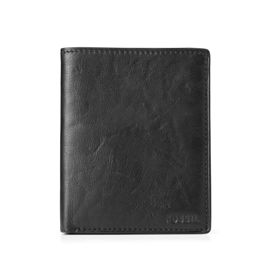 Fossil  Ingram International Combination Wallet  Black 22504909