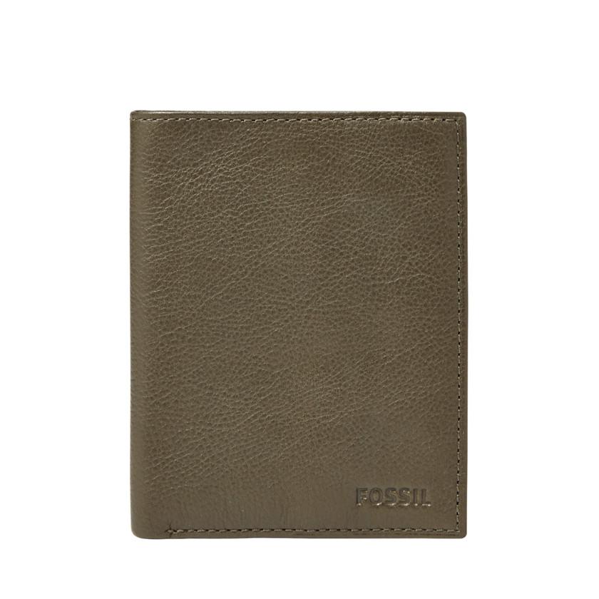 Fossil  Thomas Slim Travel Wallet  sage 22566602