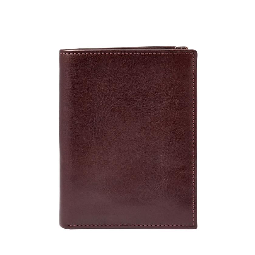 Fossil  Truman Travel Wallet  Cordovan 22573888