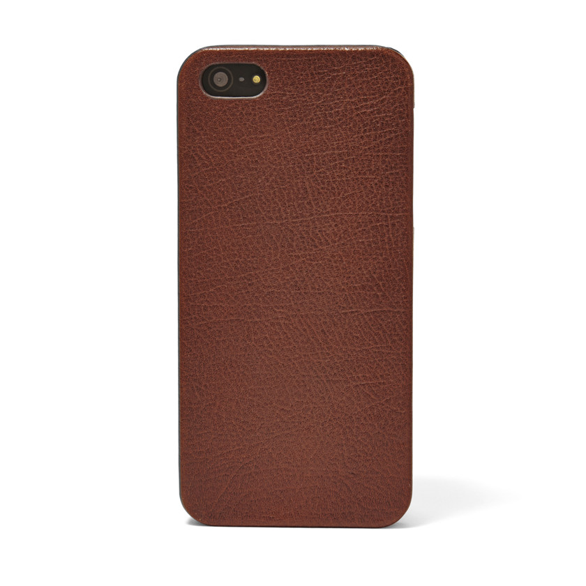Fossil  Solid iPhone® 5 Case  dark brown 22566716