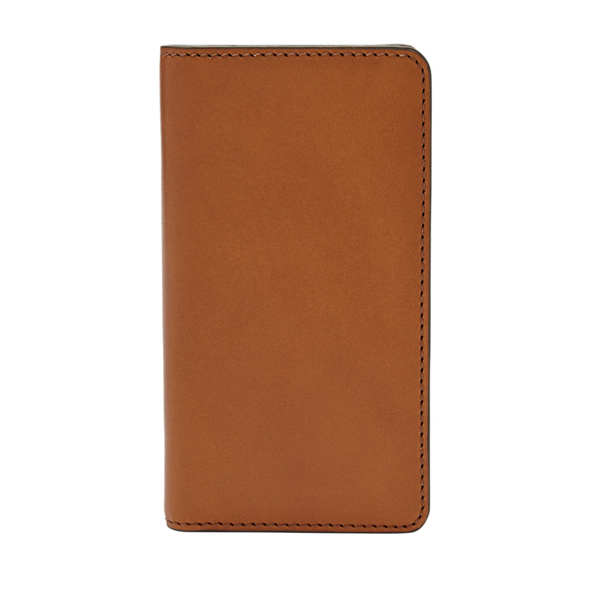 Fossil  Leather iPhone® 5 Wallet  Saddle 22573986