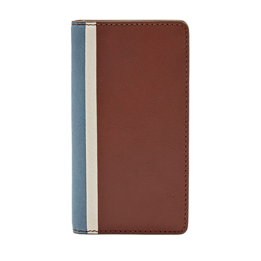 Fossil  Stripe iPhone® 5 Wallet  Brown 22606606