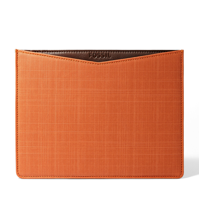 Fossil  Atlas Tablet Sleeve  Orange 22449070