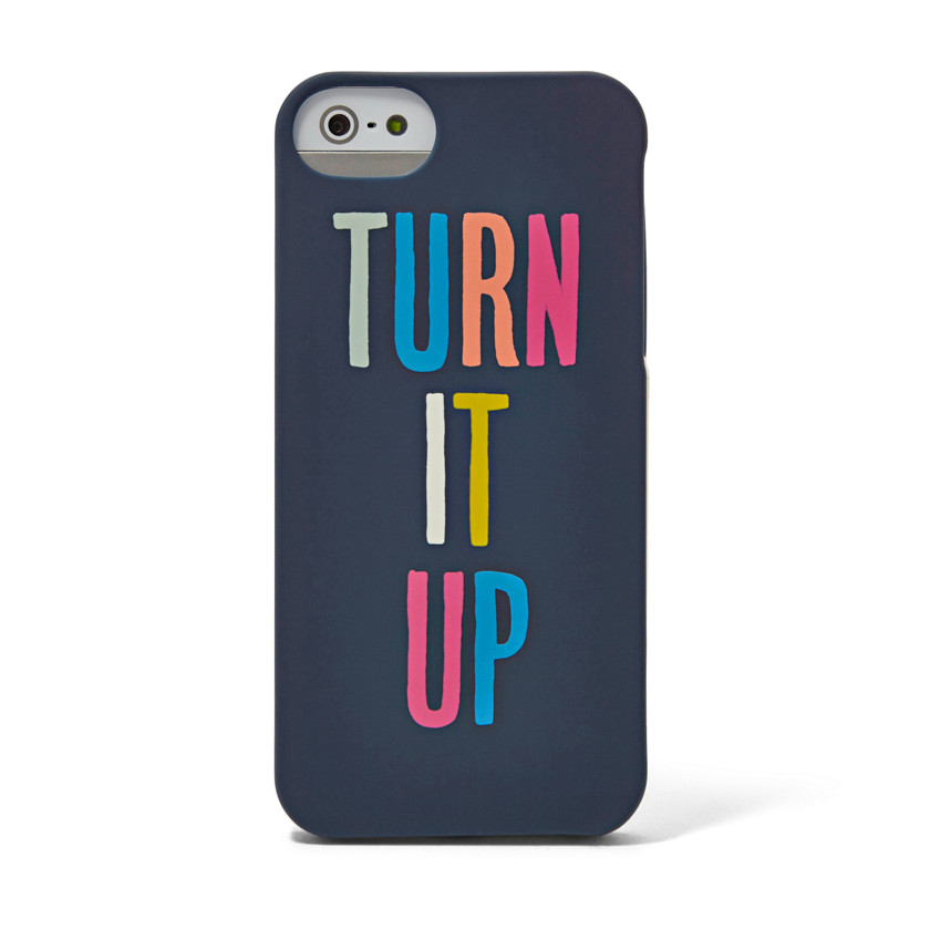 Fossil  Turn It Up iPhone® 5 Case  Black Multi 22530821
