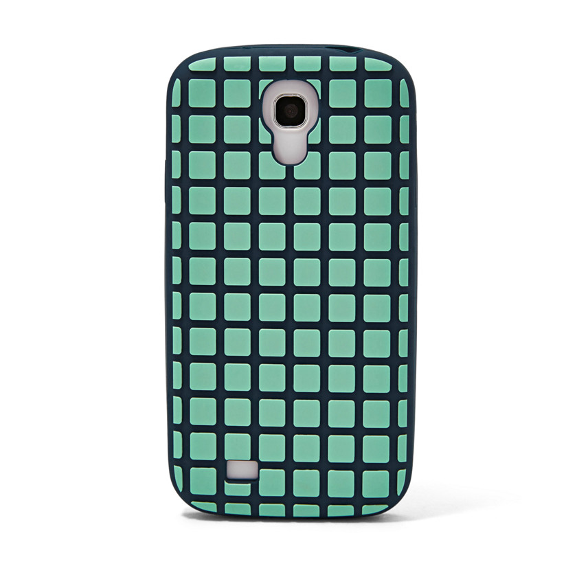Fossil  Check Galaxy S4® Phone Case  Mint 22531360