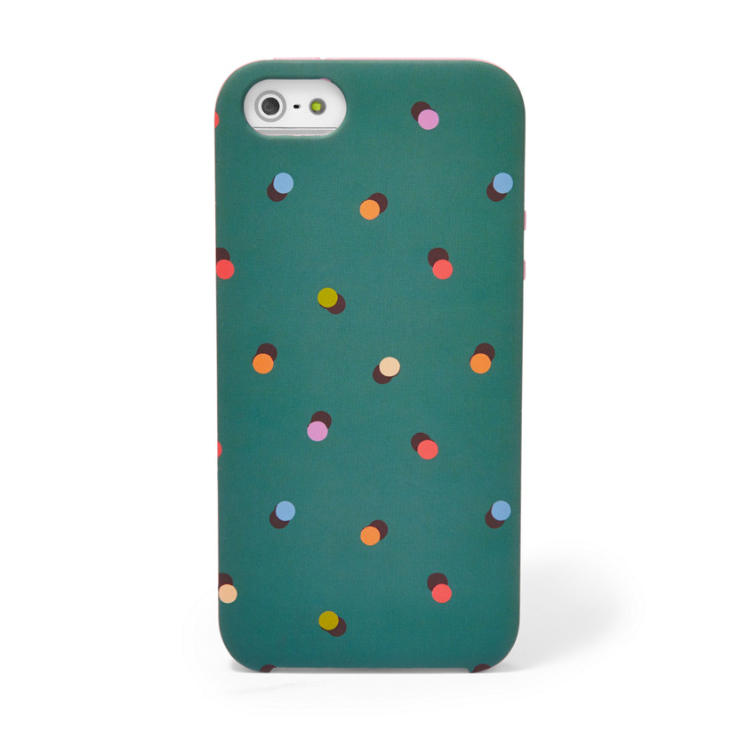 Fossil  Dot iPhone® 5 Case  Peacock 22558867