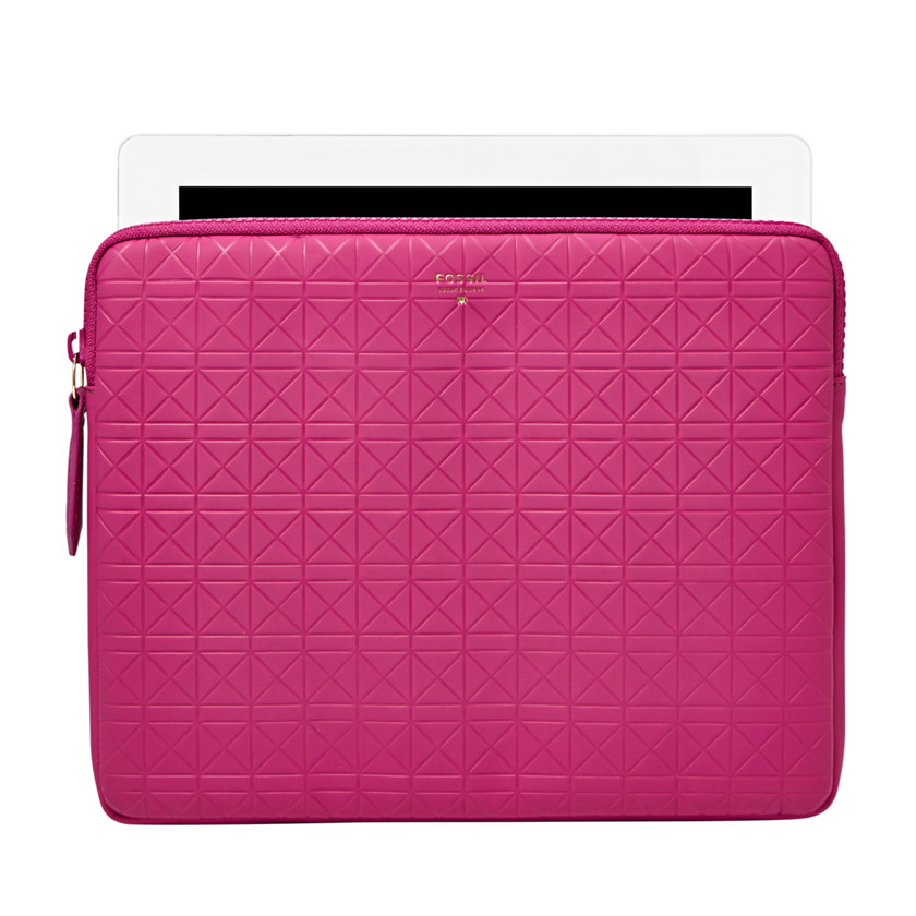 Fossil  iPad® 3Embossed Tech Sleeve  FUCHSIA 22571288