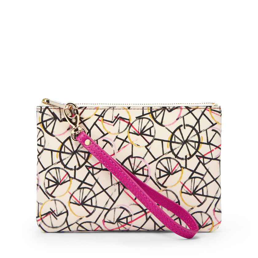 Fossil  Sweetheart Wristlet Pouch  BRIGHT MULTI 22604777