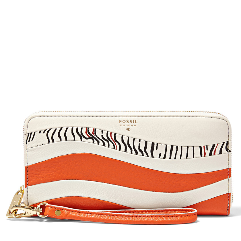 Fossil  Sydney Zip Clutch  MONARCH 22604830