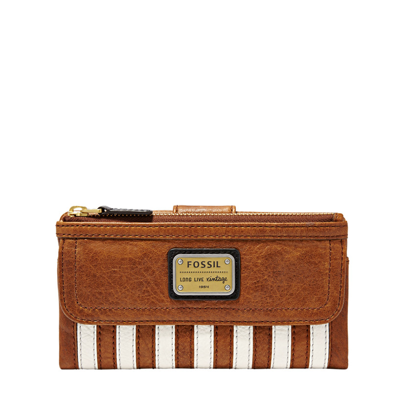 Fossil  Emory Clutch  NEUTRAL MULTI 22605380