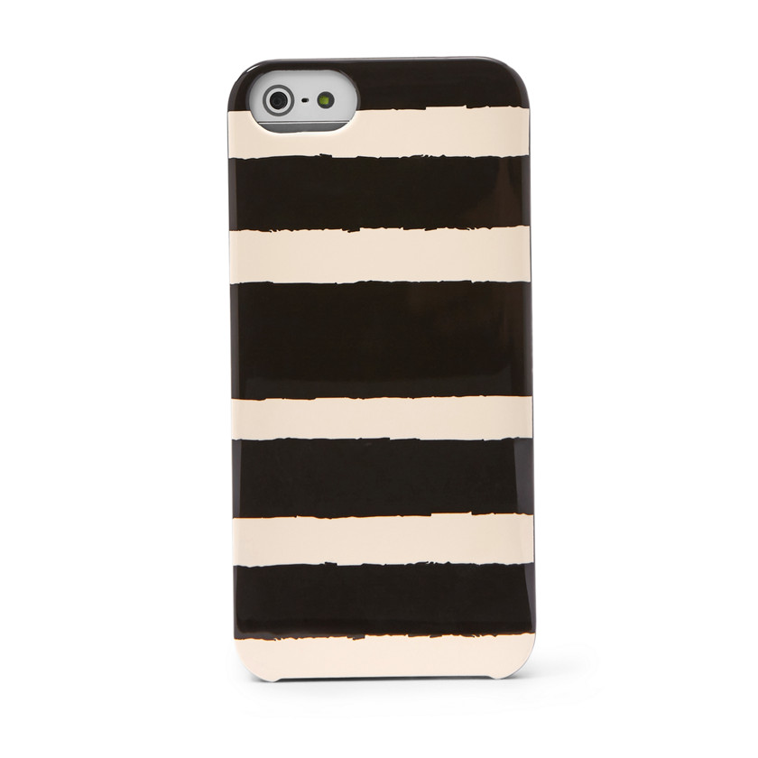 Fossil  Stripe iPhone® 5 Case  BLACK MULTI 22605388