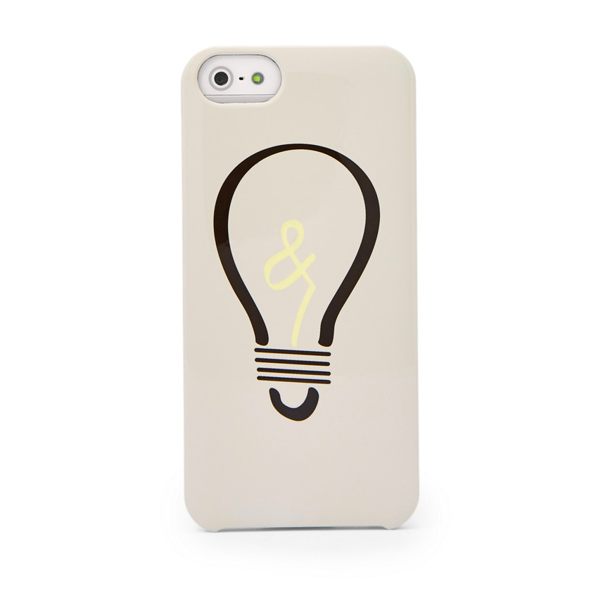 Fossil  Lightbulb iPhone® 5 Case  BONE 22605394