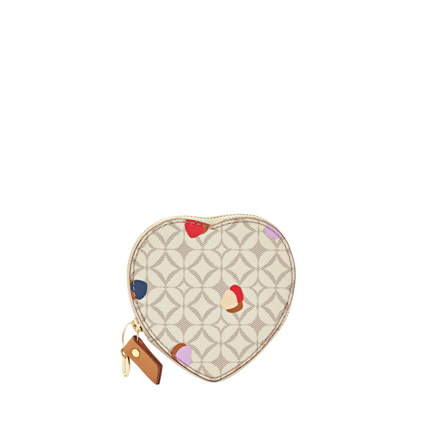 Fossil  Heart Coin Pouch  SWEETHEART 22605419
