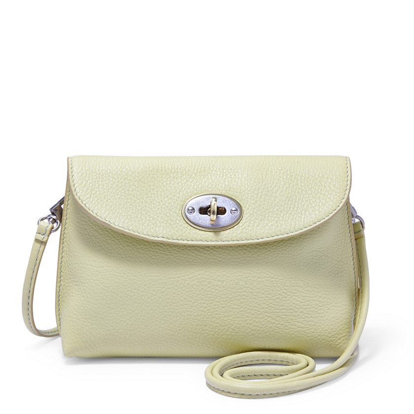 Fossil  Monica Crossbody  LIGHT GREEN 22605445