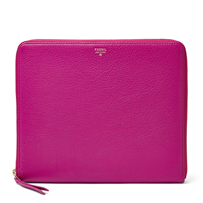 Fossil  iPad® Air Zip Tech Easel  FUCHSIA 22605466