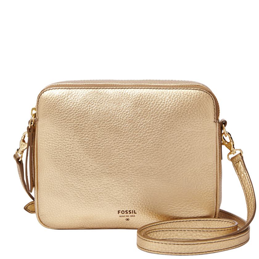 Fossil  Sydney Crossbody  METALLIC GOLD 22559018