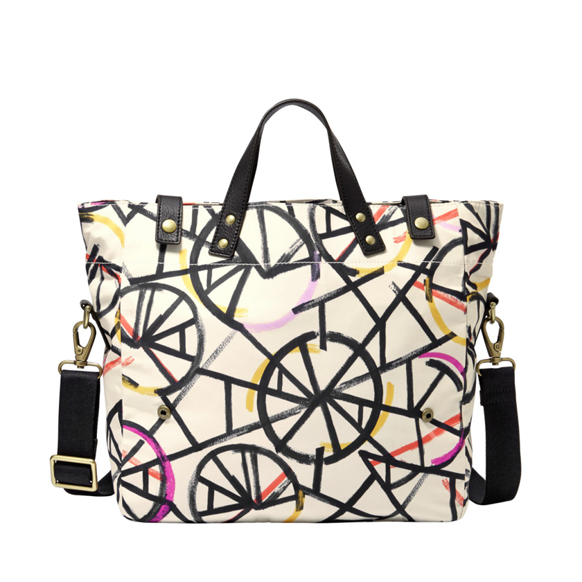 Fossil  Gordon Tote  Bright Multi 22605526