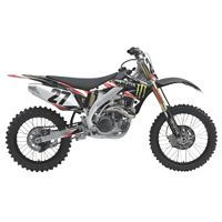 2009 FACTORY EFFEX MONSTER ENERGY COMPLETE KIT - HONDA