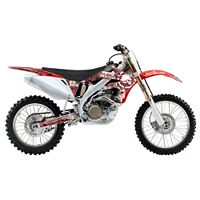 2009 FACTORY EFFEX METAL MULISHA GRAPHICS HONDA