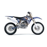 2009 FACTORY EFFEX METAL MULISHA GRAPHICS YAMAHA