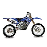 2009 FX YAMAHA KIT WITH CYCRA KIT