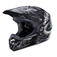 2011 FOX V1 HELMET - EMPIRE