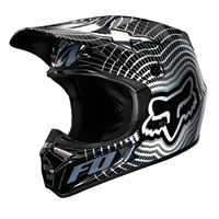 2011 fox v3 helmet - vortex