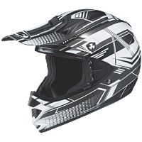 HJC CL-X5N HELMET - MATRIX