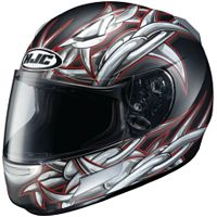 HJC CL-SP HELMET - BARBWIRE