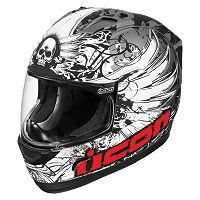 Icon alliance redeemer helmet