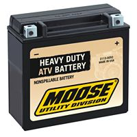 MOOSE HEAVY DUTY ATV BATTERY