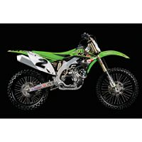 2009 N-STYLE PAINT TEAM KIT KAWASAKI