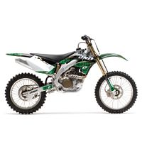 2008 ONE INDUSTRIES GREEN PLAID KIT KAWASAKI