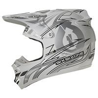 2008 SIXSIXONE FLIGHT HELMET - ICON