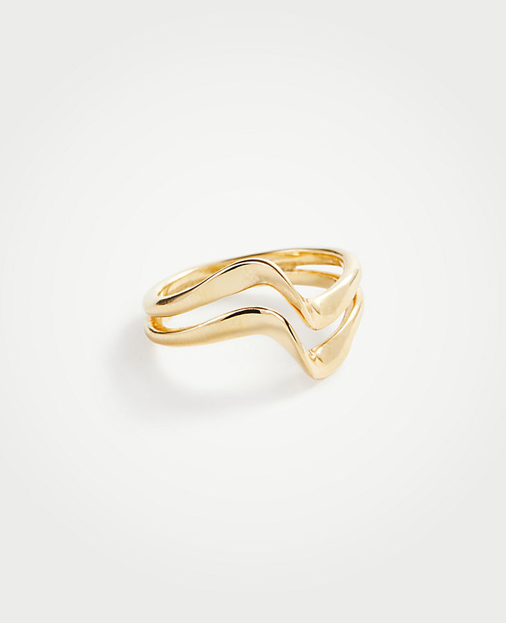 Sculptural Ring by Ann Taylor