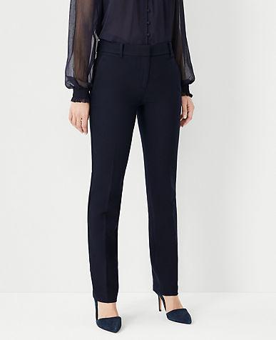 앤테일러 긴바지 Ann Taylor The Straight Leg Pant - Curvy Fit