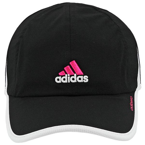 Adizero Ii Cap, Black/Shock Pink/White, large