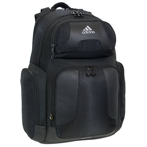 Climacool Team Strength Backpack, Black, large