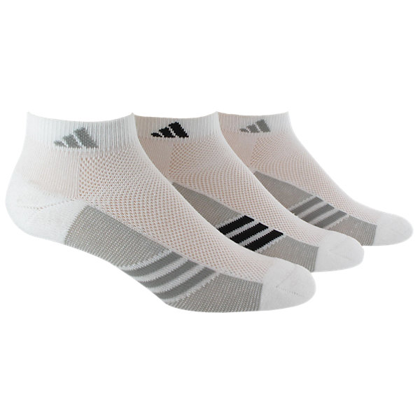Climacool Superlite 3-Pack Low Cut, White/Lt Onix White/Black/Lt Onix White/Lt Onix, large