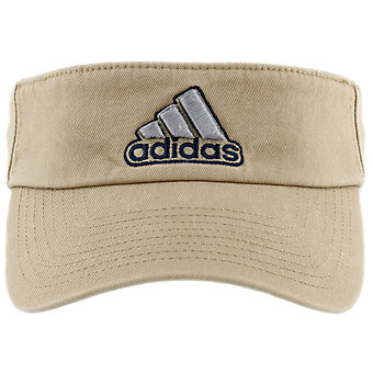 Ultimate Visor, Washed Khaki/Collegiate Navy