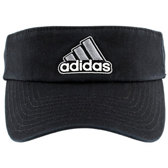 Ultimate Visor, Black/Grey