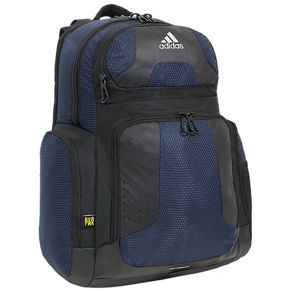 Climacool Team Strength Backpack, Collegiate Navy, large