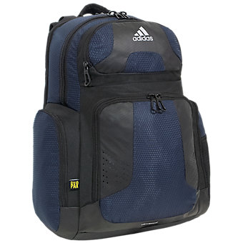 Climacool Team Strength Backpack, Collegiate Navy