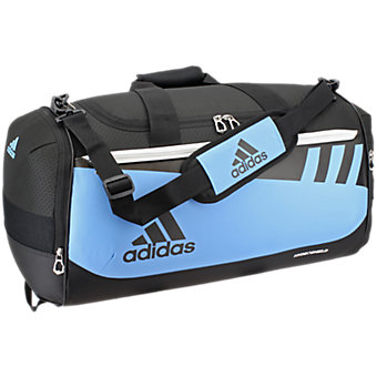 Team Issue Medium Duffel, Collegiate Light Blue