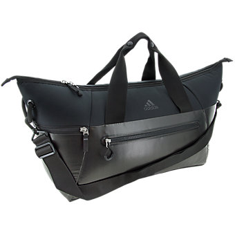 Studio Duffel, Black Metallic/Black