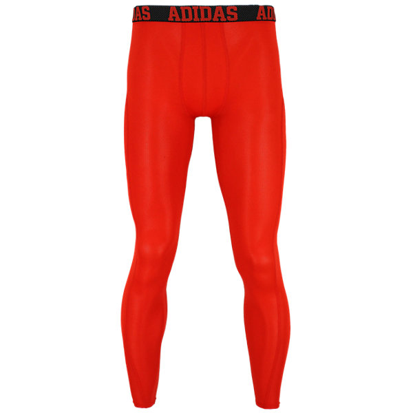 Climacool Single Baselayer Pant, Hi Res Red, large