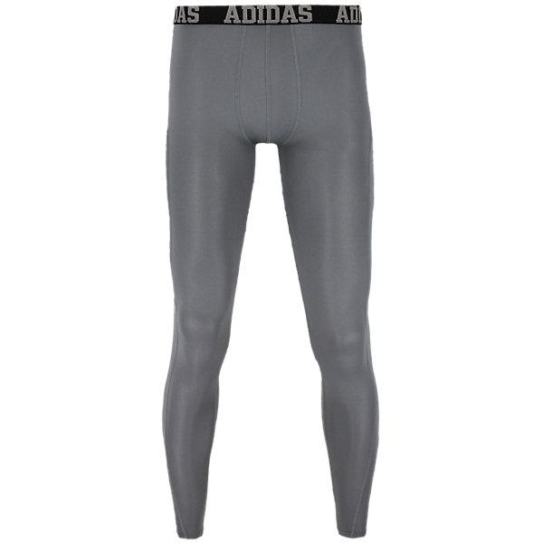 Climacool Single Baselayer Pant, Grey, large