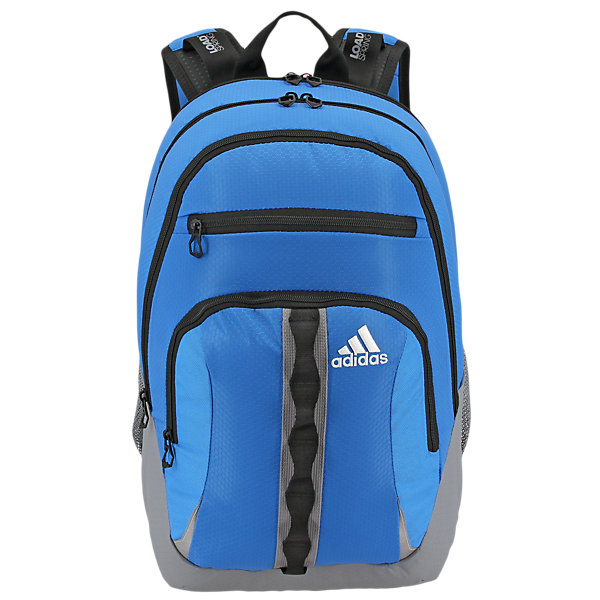 Prime II Backpack, Bright Blue/grey/black, large