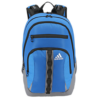 Prime II Backpack, Bright Blue/Grey/Black
