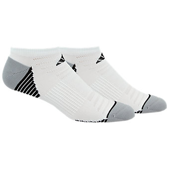 Superlite Speed Mesh 2-Pack No Show, White/Black/Light Onix